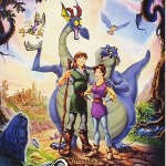 Quest for Camelot Coloring Pages