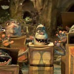 The Boxtrolls Coloring Pages