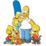 The Simpsons Coloring Pages