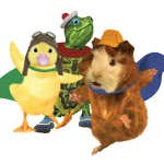 The Wonder Pets Coloring Pages
