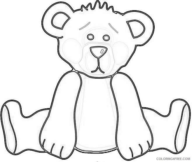 baby bear baby teddy bear baby teddy bear clip 2 coloring