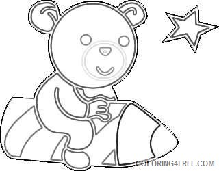 baby bear download EHmSOq coloring
