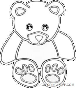 baby brown bear1 online L8GuJe coloring