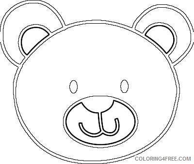 baby polar bear CWGi7b coloring