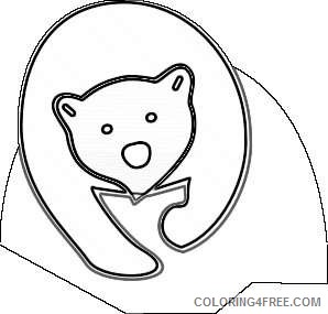 baby polar bear aCXuFC coloring