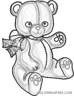 bear from set a05 purple wood roses crafty U0x3cA coloring