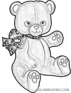 bear from set a05 purple wood roses crafty d3mdyx coloring