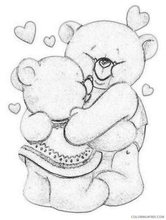 bear hug you gotta have heart pinterest I9kCPE coloring