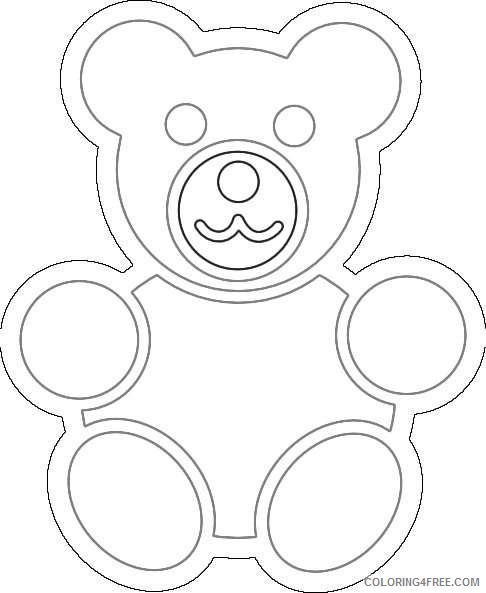 bear online DrFO3x coloring