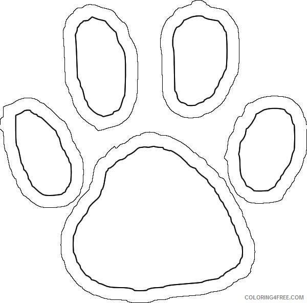 bear paw online jmkKTH coloring