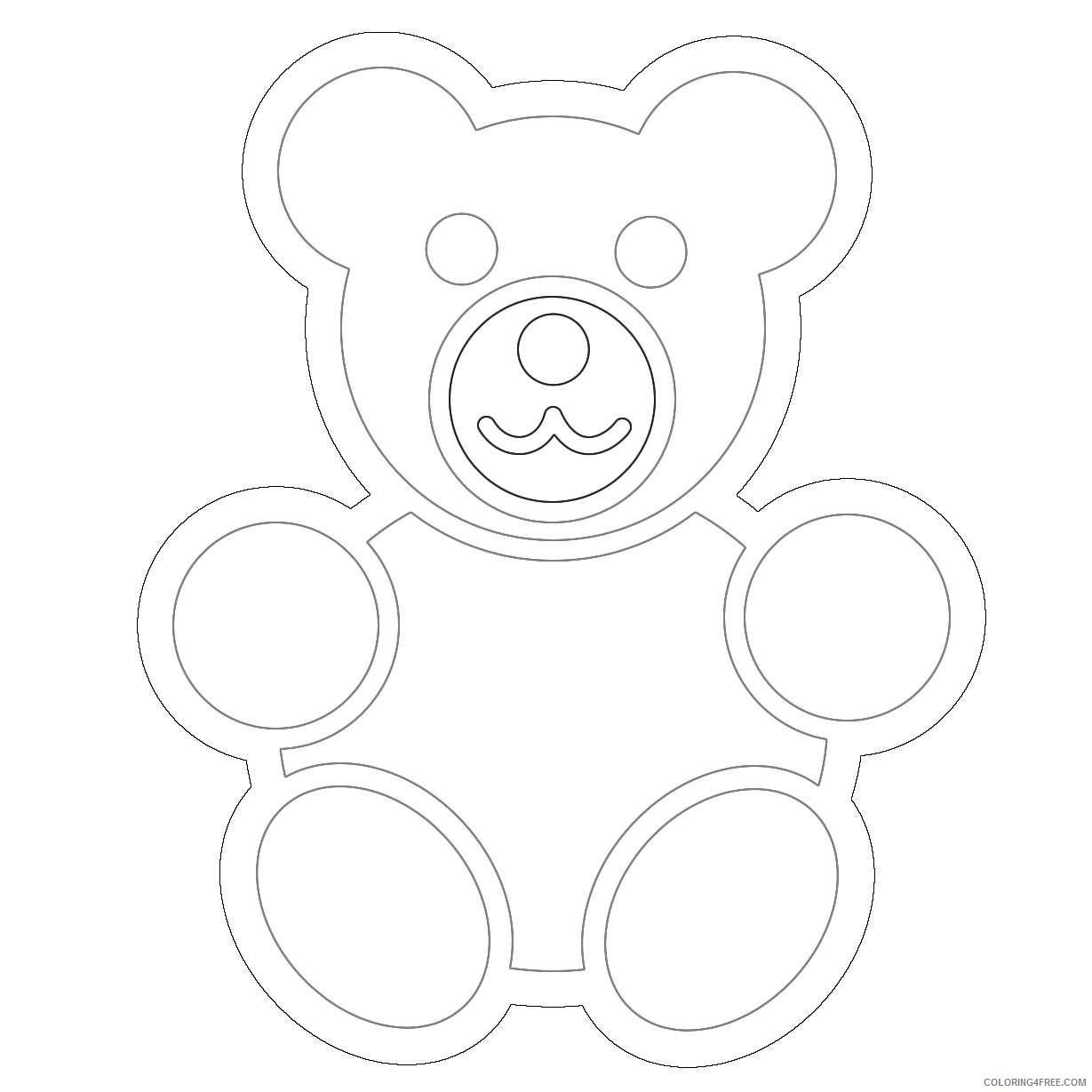 bear polar bear pics 2wiz 2 2 coloring