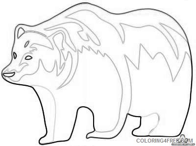 bears animals gallery downloads by animals coloring