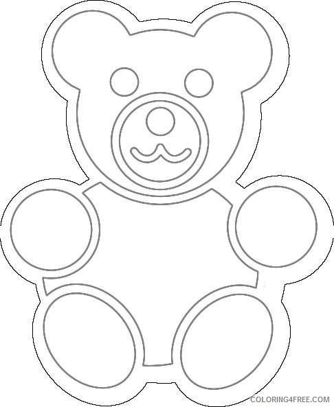 blue bear online GhwPAt coloring