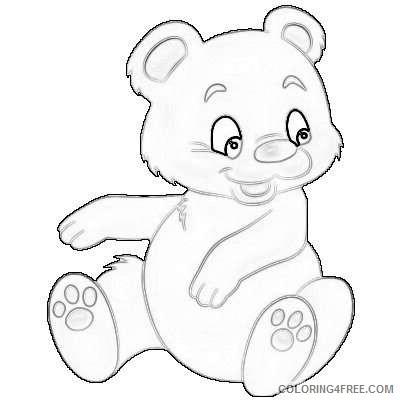 brown baby cute baby brown bears 2 8n05qu coloring