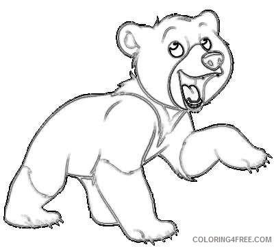 brown bear co EAkrMm coloring