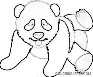 cute bear ONw8nH coloring