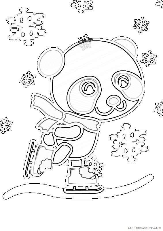 cute bear v72vHf coloring