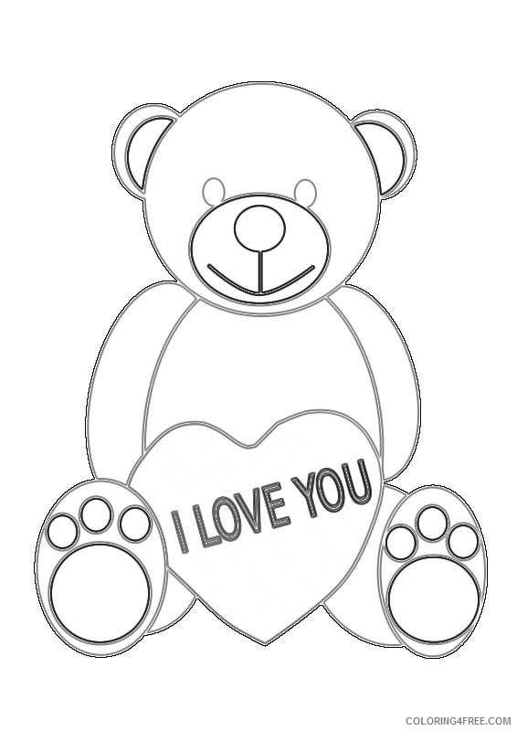 cute school bear Ghnaio coloring