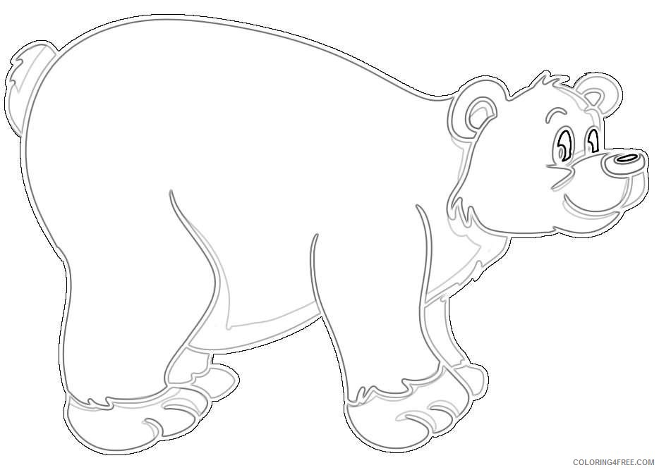 fluffy fur balls bear coloring pages 37 pictures and print J3K0G0 coloring