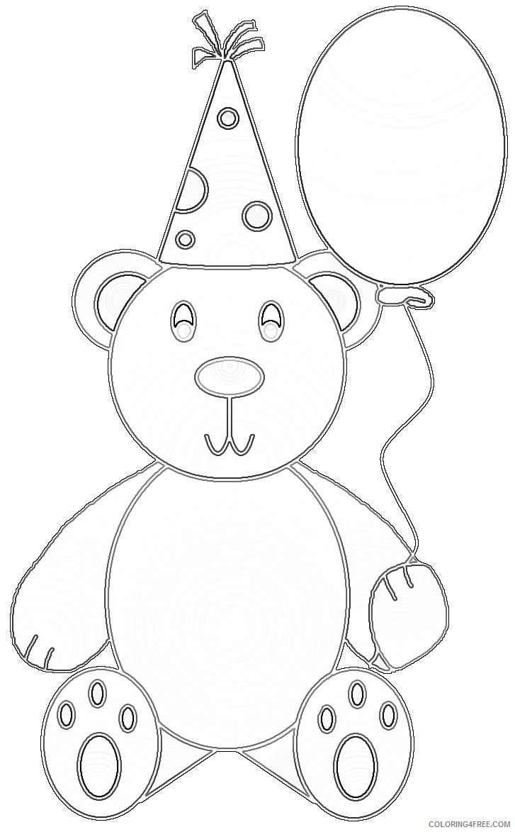graphics by ruth birthday bears yjrWRp coloring