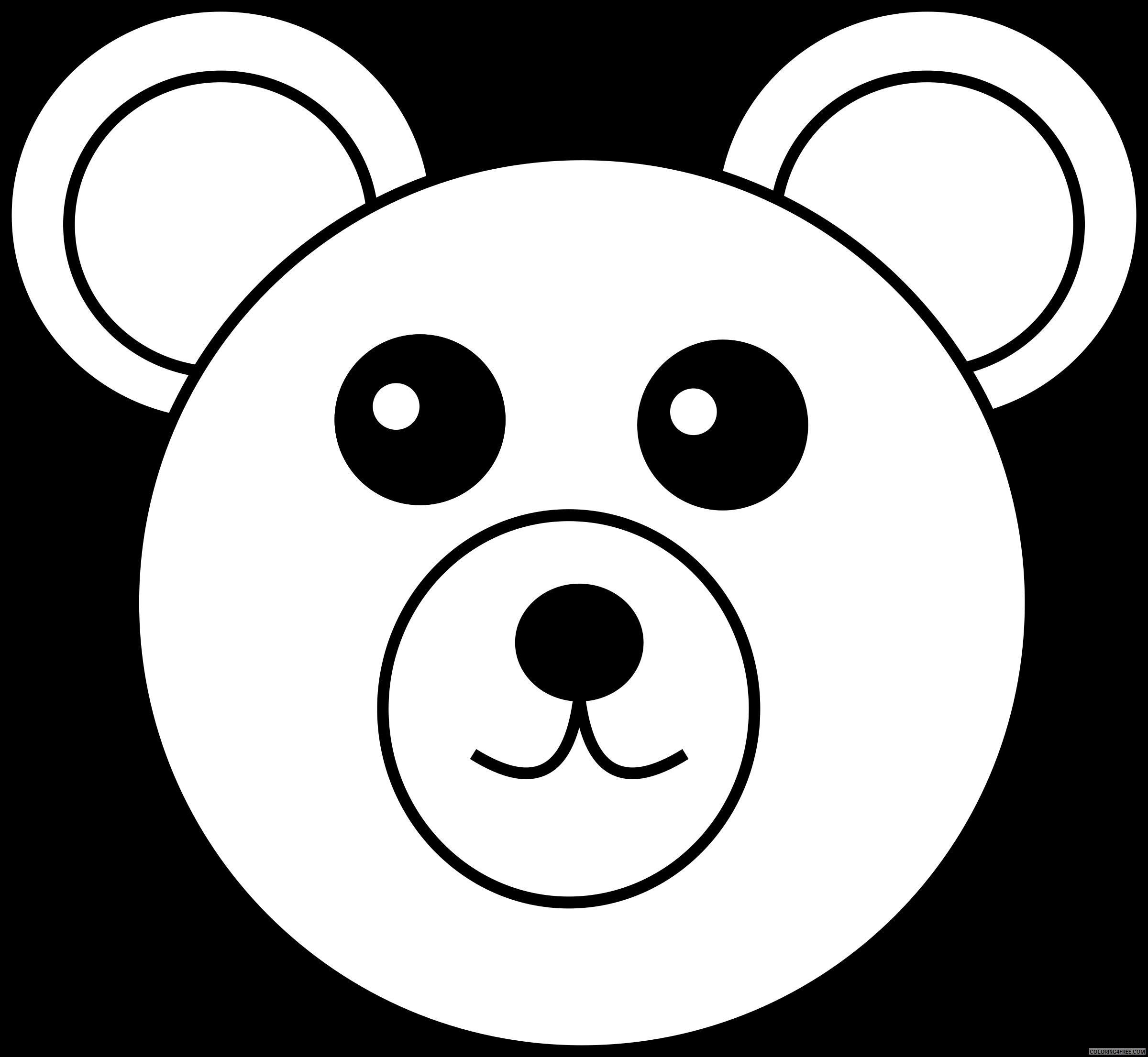 little bear by spevi 5WiMOr coloring