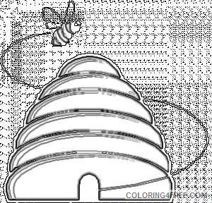 pics of bee hives that you can download to you GzOBEJ coloring