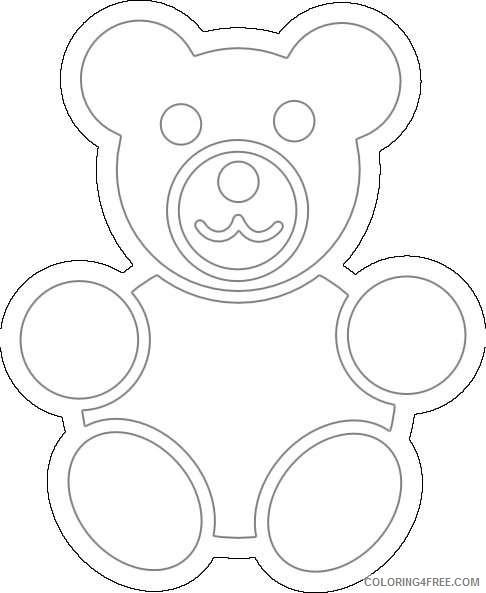 purple bear online pMxAGc coloring