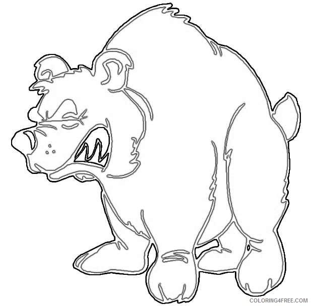 standing bear rRezeV coloring