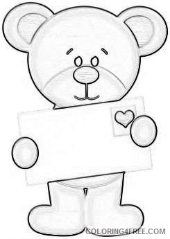 valentine s day png bear with heart set png 70 png LMOe0i coloring