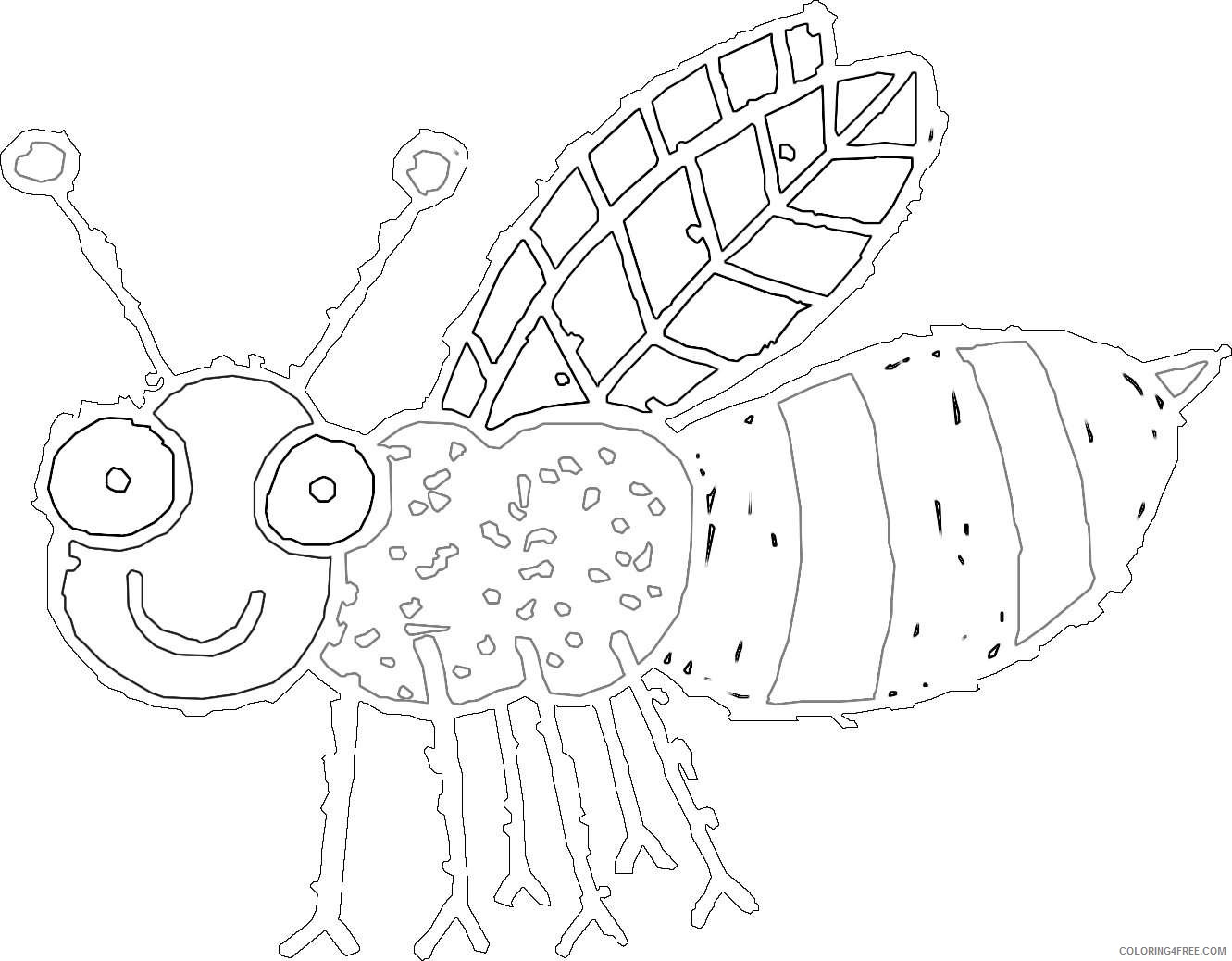 wasp bee wasp tattoo 2 1331px png ot8T5o coloring