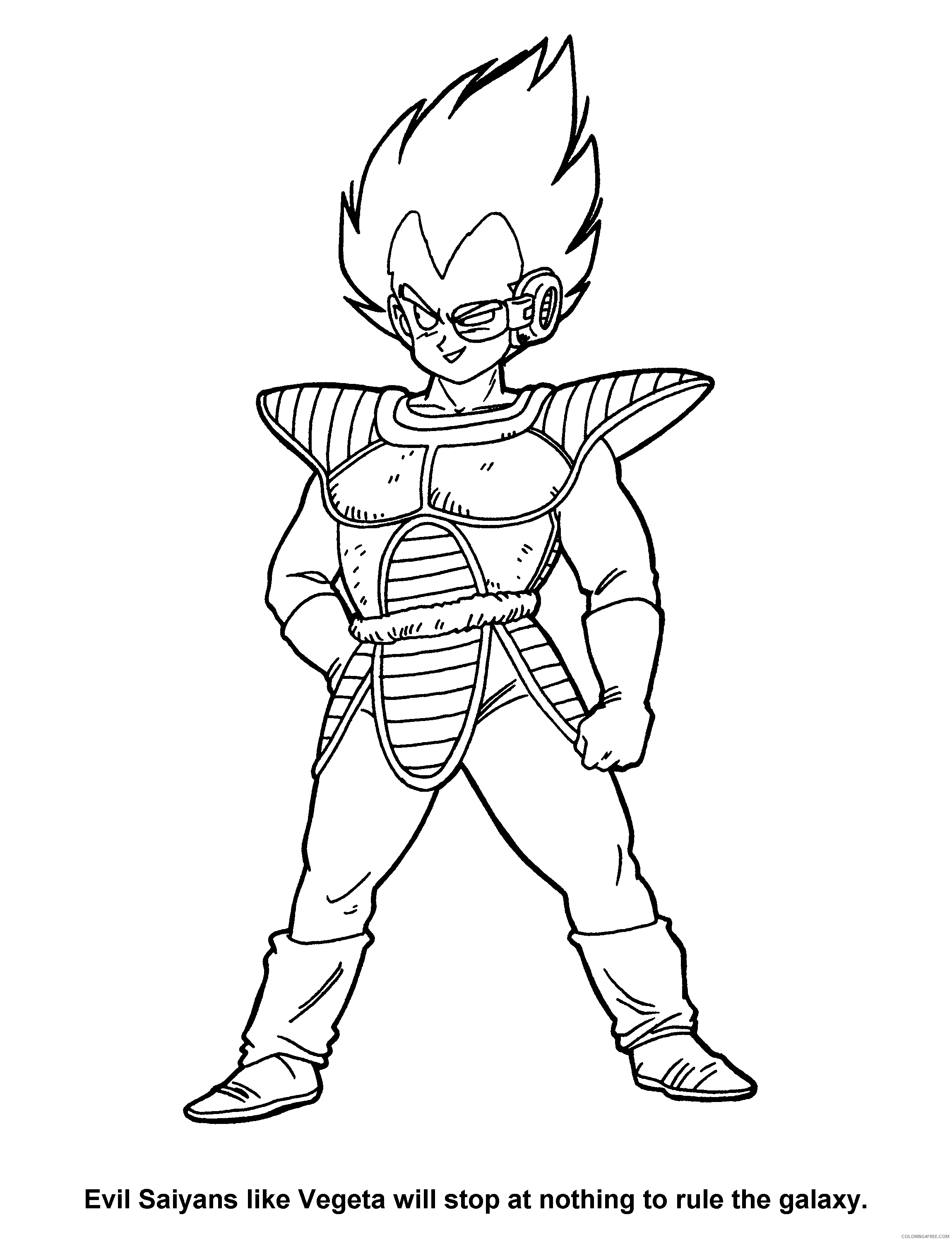 035 evil saiyans like vegeta will stop at nothing to rule the galaxy