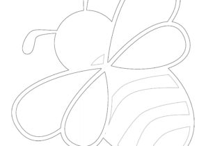Top 15 Bumblebee Coloring Pages For Your Little One | 210x296