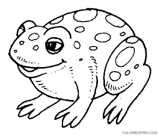 Toad Coloring Pages toad 34 jpg Printable Coloring4free