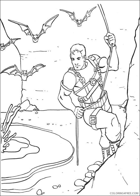 Batman Coloring Pages Superheroes Printable 2020 Coloring4free