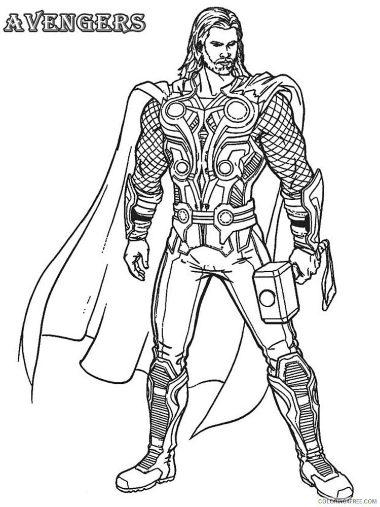 DC Super Hero Coloring Pages Superheroes Printable 2020 Coloring4free
