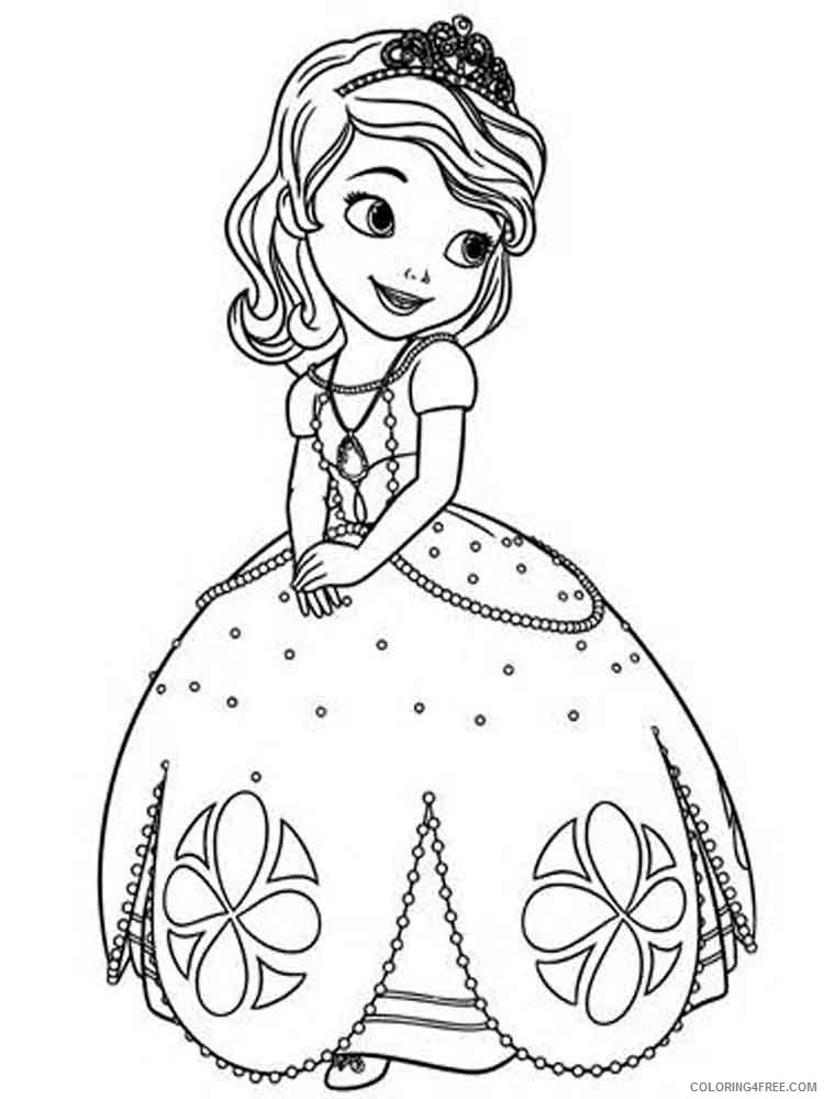 Disney Princess Coloring Pages Cartoons Disney Princess To Print