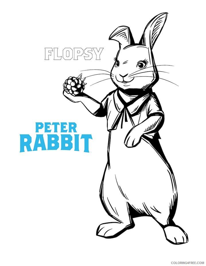 - Peter Rabbit Coloring Pages Cartoons 1581474669_9qo53c8 Peter Rabbit Sheet  Printable 2020 4876 Coloring4free - Coloring4Free.com