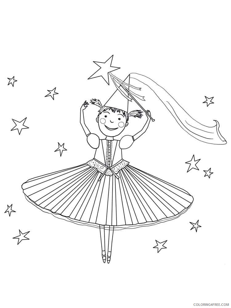 Pinkalicious Coloring Pages Cartoons Pinkalicious 3 Printable 2020 4909 Coloring4free Coloring4free Com