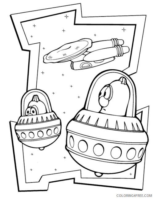 VeggieTales Coloring Pages Cartoons Free Veggie Tales To Print Printable  2020 6809 Coloring4free - Coloring4Free.com