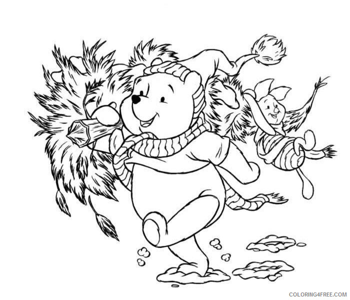Winnie the Pooh Coloring Pages | Disney LOL | 600x700