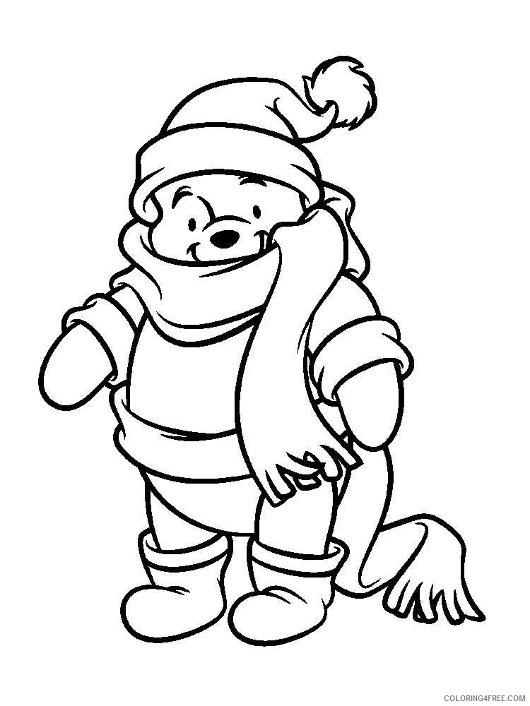 52 Tremendous Free Printable Winnie The Pooh Coloring Pages ... | 1000x750