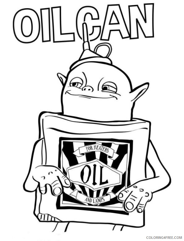 Boxtrolls Coloring Pages TV Film die boxtrolls usFtN Printable 2020 01320 Coloring4free