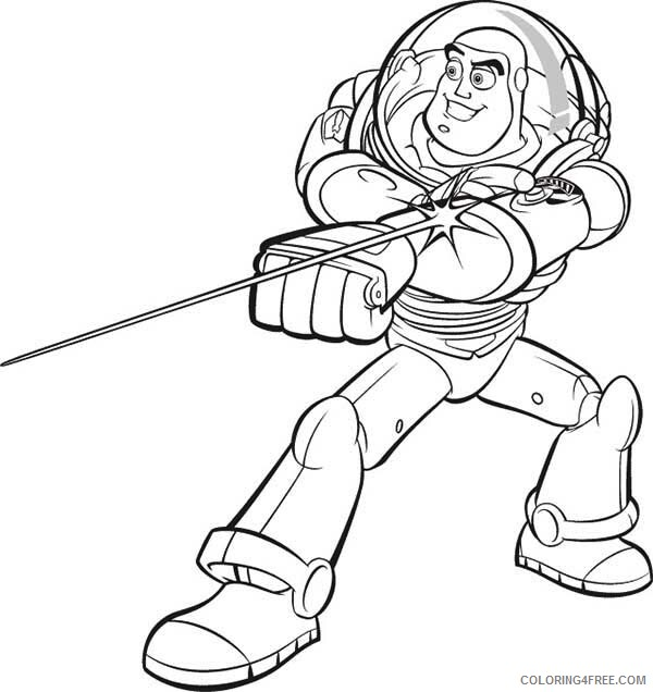 Buzz Lightyear Coloring Pages TV Film Buzz Lightyear Printable 2020 01739 Coloring4free