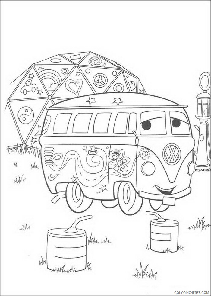 Cars Coloring Pages TV Film cars 21 Printable 2020 01902 Coloring4free