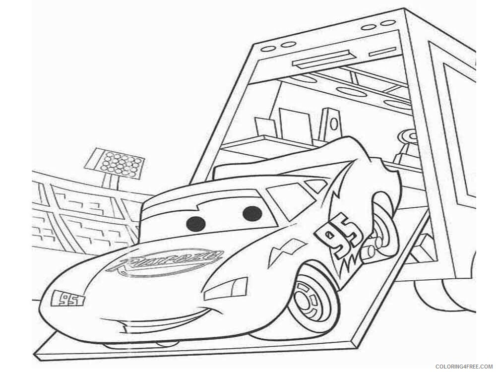 Cars Coloring Pages TV Film cars and cars2 41 Printable 2020 01842 Coloring4free
