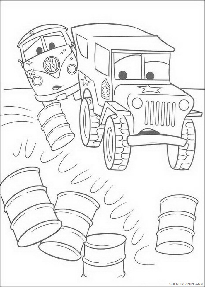 Cars Coloring Pages TV Film cars y420j Printable 2020 01882 Coloring4free