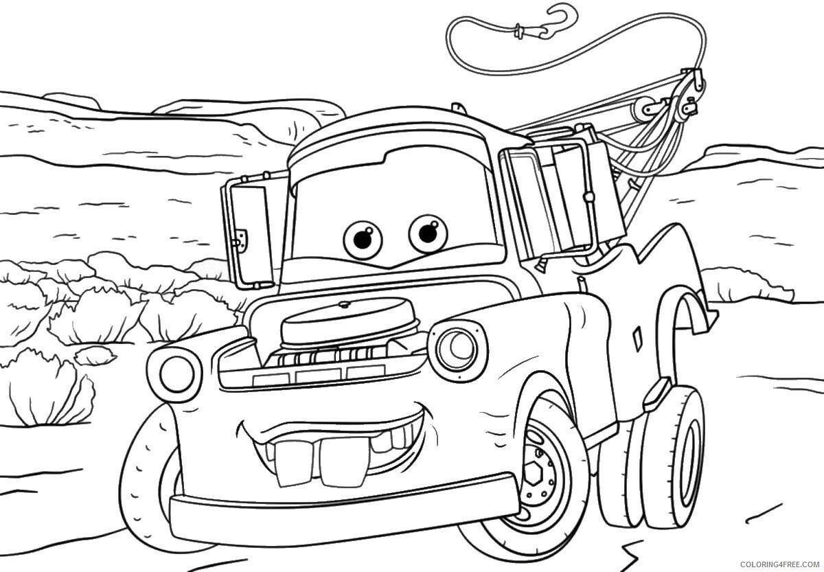 Cars Coloring Pages TV Film cars3 movie14 Printable 2020 01802 Coloring4free