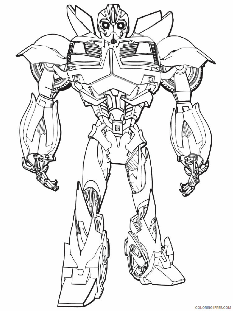Rescue Bots Coloring Pages TV Film Rescue Bots 6 Printable 2020 07090 Coloring4free