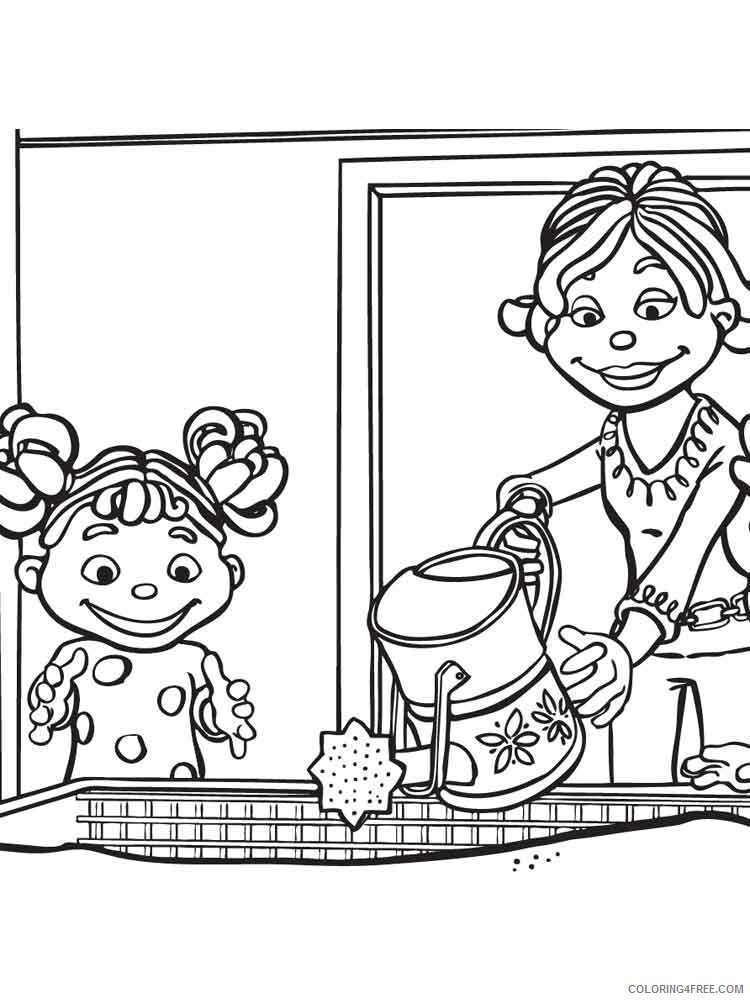 Sid the Science Kid Coloring Pages TV Film Printable 2020 07543 Coloring4free