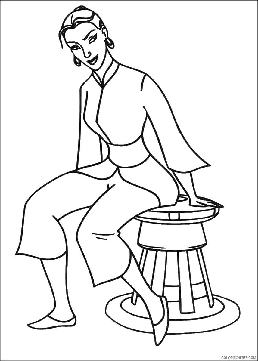 Sinbad Coloring Pages TV Film sinbad_cl_07 Printable 2020 07559 Coloring4free